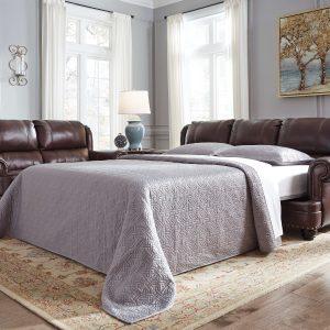 """Trivietė sofa """"Glengary – Chestnut"""" 2"""