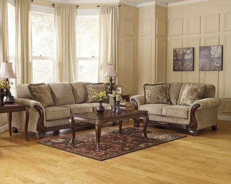 """Sofa """"Lanett - Barley"""" S44900-38-35-T317"""