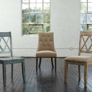 """Kėdės ir krėslas """"Mestler"""""""