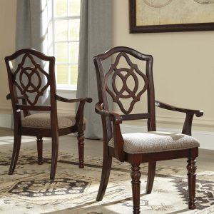 "Kėdė su porankiais ""Leahlyn"""