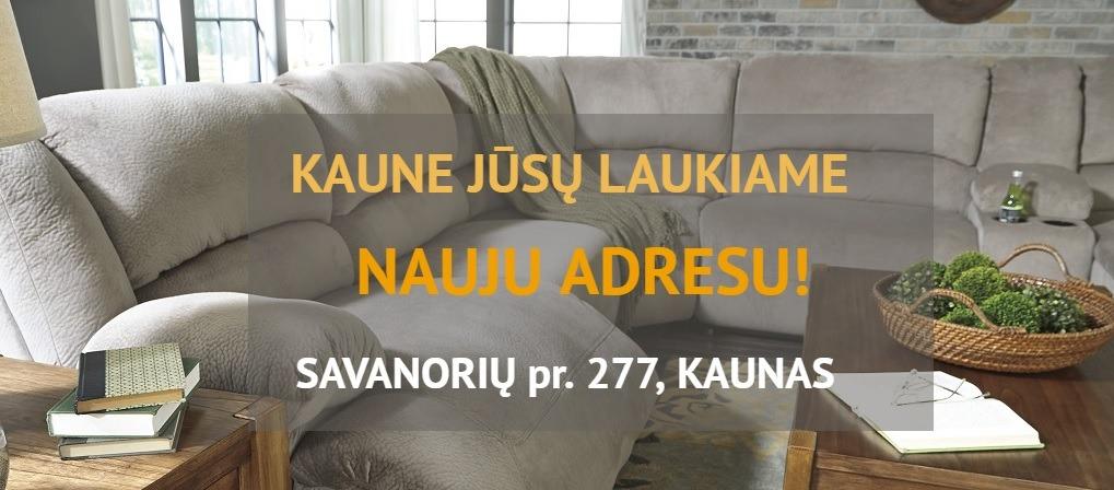 naujas Kauno adresas - Adorno salonas